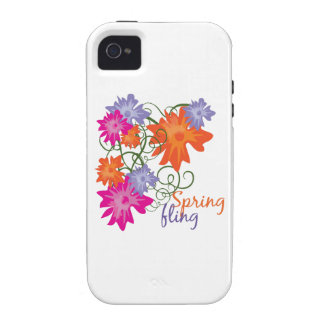 Spring Fling iPhone 4 Cover