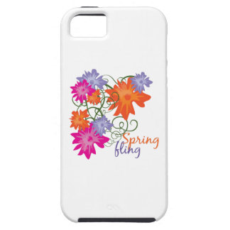 Spring Fling iPhone 5 Cover