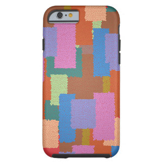 Spring Fling Colors Art Design Tough iPhone 6 Case