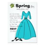 Spring Fling Fashion Illustration