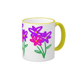 Spring Fling Flowers Mug