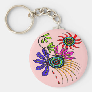 Spring Fling Keychains