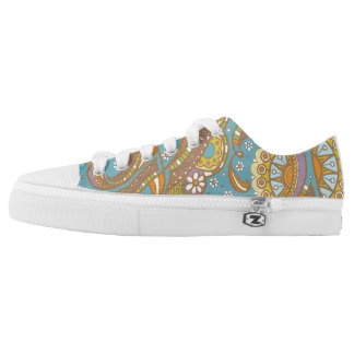 Spring Fling Low Tops