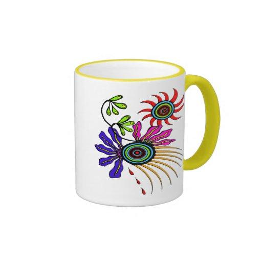 Spring Fling Coffee Mugs