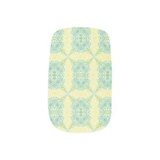 Spring Fling Nails Stickers