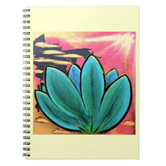 Spring Fling Spiral Notebooks