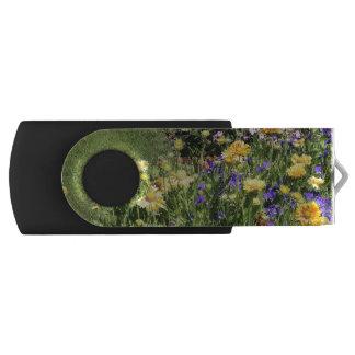Spring Fling Swivel USB 2.0 Flash Drive