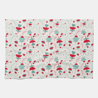SPRING FLORAL 2017 #1 KITCHEN TOWEL