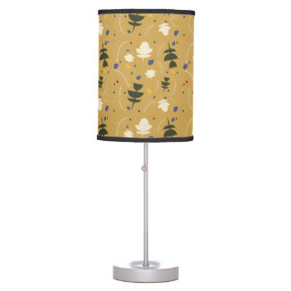SPRING FLORAL 2017 #3 TABLE LAMPS