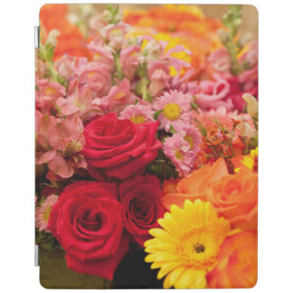 Spring Floral Bouquets iPad Cover