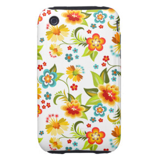 Spring Floral iPhone 3 Tough Cases