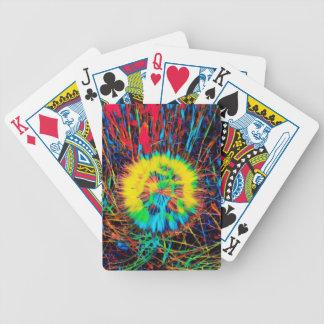 SPRING FLOWER.JPG BICYCLE PLAYING CARDS