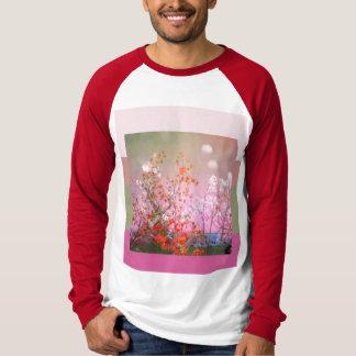 Spring Flower : Mens' Full Sleeves Tees