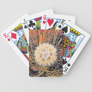 SPRING FLOWER V5 BICYCLE PLAYING CARDS