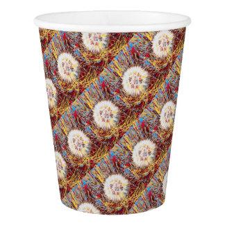 SPRING FLOWER V7 PAPER CUP