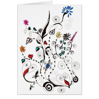 Spring Flowers_2 Card