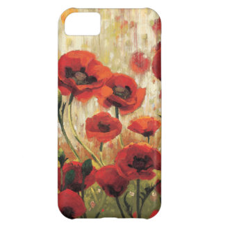 Spring Flowers in a Garden Cover For iPhone 5C