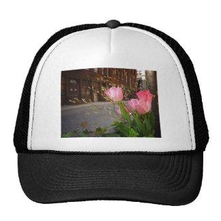 Spring Flowers in Soho, New York City Trucker Hats