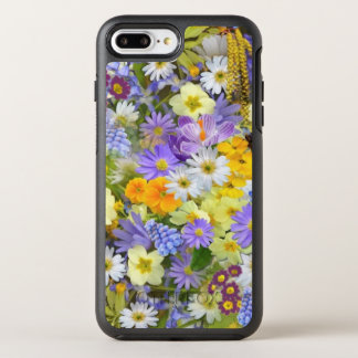 Spring Flowers iPhone X/8/7 Plus Otterbox Case