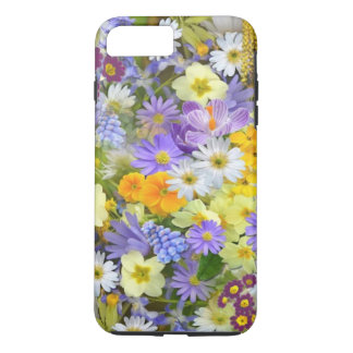Spring Flowers iPhone X/8/7 Plus Tough Case