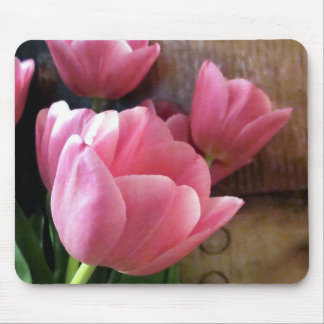 Spring Flowers Mouse Pad