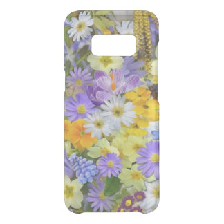 Spring Flowers Samsung Galaxy S8 Clearly Defender Uncommon Samsung Galaxy S8 Case