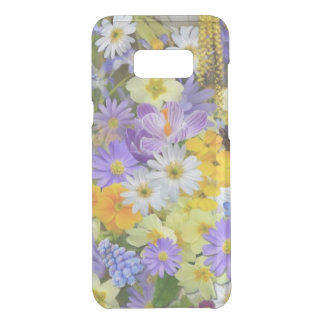 Spring Flowers Samsung Galaxy S8+ Clearly Defender Uncommon Samsung Galaxy S8 Plus Case