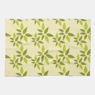 Spring Foliage Hand Towels