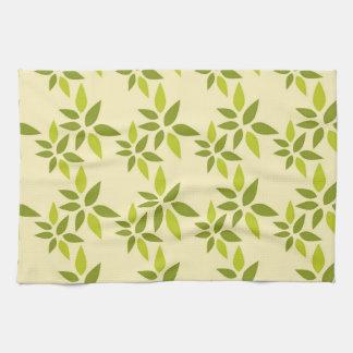 Spring Foliage Kitchen Towel