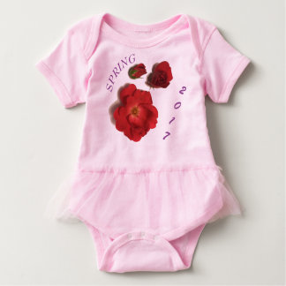 SPRING FOR HER BABY BODYSUIT