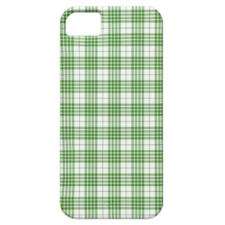Spring Green Plaid iPhone 5 Covers