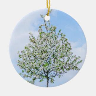 Spring - Happy Easter Ceramic Ornament