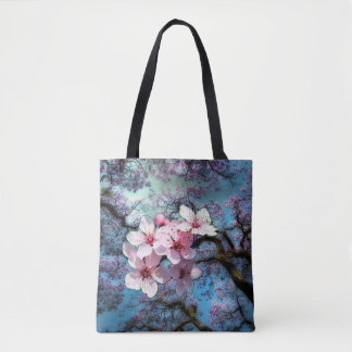 Spring has arrived tote bag