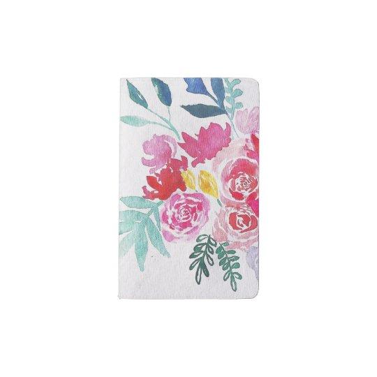 Spring Has Sprung Pocket Moleskine Notebook