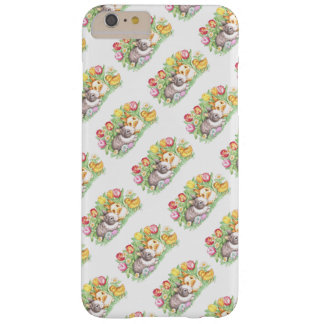 Spring Holiday Easter Bunny iPhone 6 Plus Case Barely There iPhone 6 Plus Case