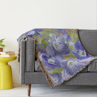 Spring In Bloom Throw