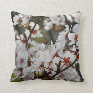 Spring in Canberra double-sided Throw Pillow
