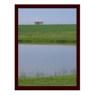 ~ Spring in Lancaster County ~ 3 Postcard