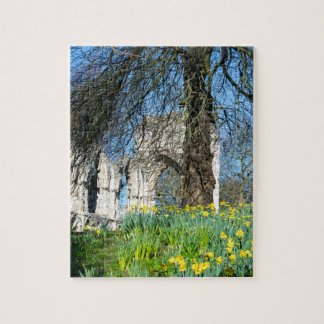 Spring in Museum Gardens Jigsaw Puzzle