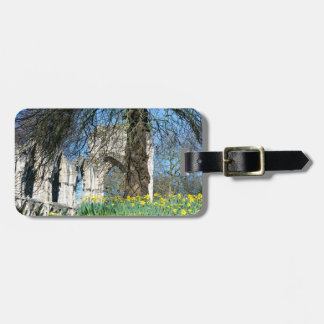 Spring in Museum Gardens Luggage Tag