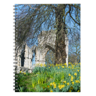 Spring in Museum Gardens Notebook
