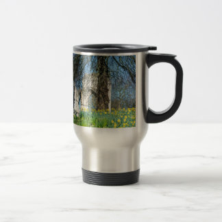 Spring in Museum Gardens Travel Mug