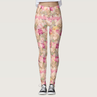 Spring into your Spring Workout Leggings