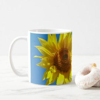 Spring is here! - Springtime sunflowers Coffee Mug