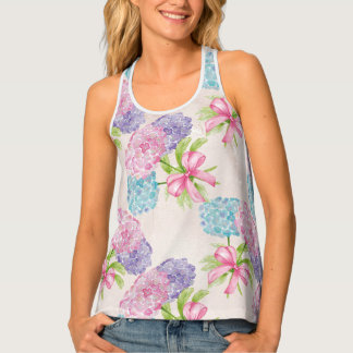 Spring is in the air   Pretty flowers floral Tank Top