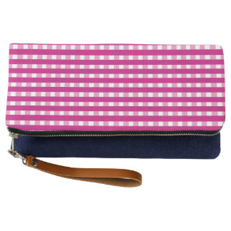 Spring-Kiss-White-Multi-Colors Clutch