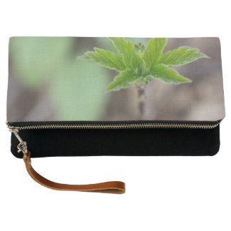 Spring Leaves Clutch