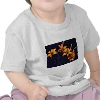Spring lilies, Tropicana  flowers Tshirt