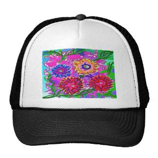 Spring Love For You - Vibrant Foral Romance V1 Hats