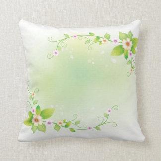 Spring Love  Polyester Throw Pillow